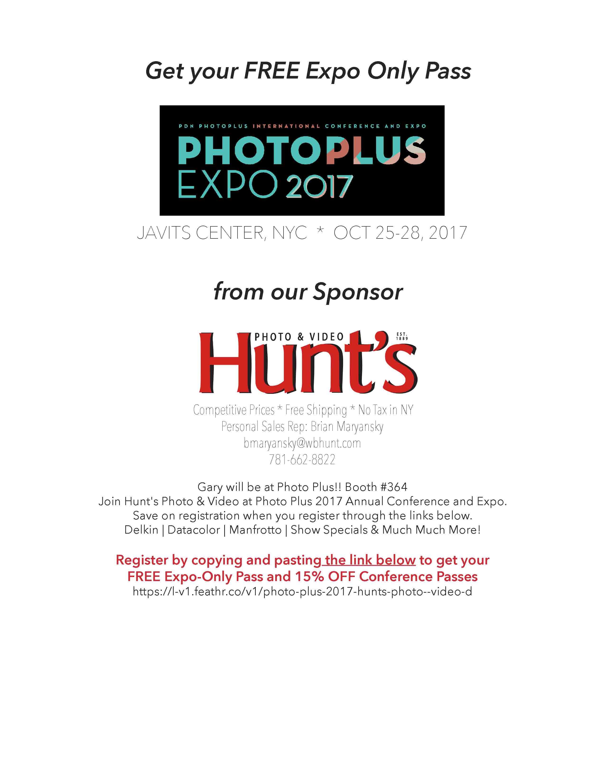 Free 2017 Javits Expo Pass jpg